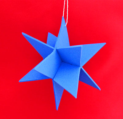 Craft Foam 3D Star