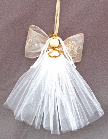 Tulle Angel