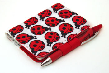 Notepad Cover #1