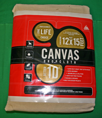 Frugal fun projects easy canvas shopping bag canvas