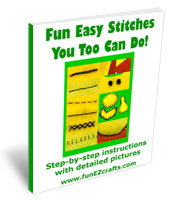 How to Sew Stitches e-book