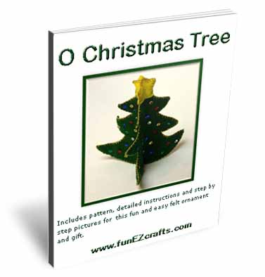 O Christmas Tree e-book