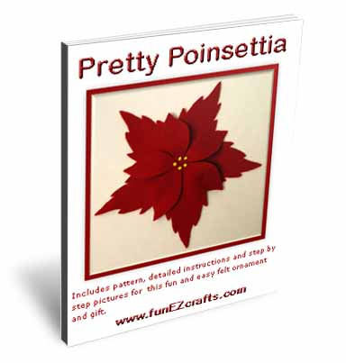 Pretty Poinsettia e-book