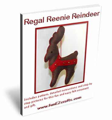 Regal Reenie Reindeer e-book