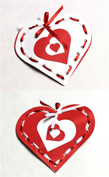 10 Origami Heart Crafts to Try This Valentine's Day - Design ... | 566x350