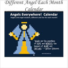 Angels Everywhere Calendar on the funEZ Bazaar