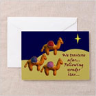 We traverse afar Greeting Cards from funEZ Bazaar
